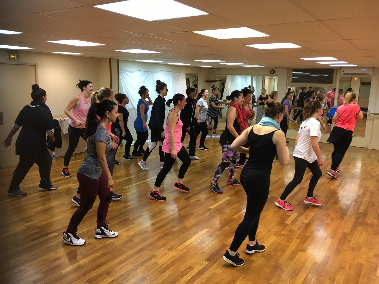 Fitness LIA cardio UMS danse umspc