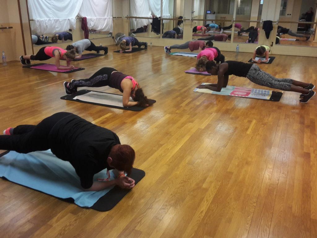 Fitness renforcement UMS Danse